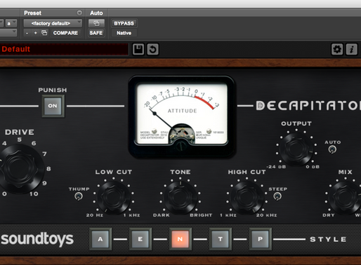 Carving A Dense Yet Punchy Snare In Your Rock Mix