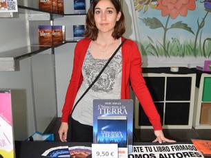Mi experiencia como escritora: Feria del Libro de Alicante