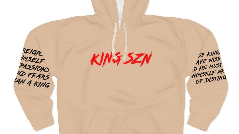 TAN KING SZN HOODIE
