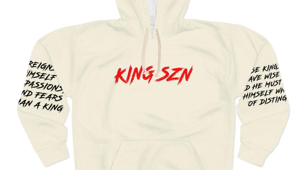 CREME KING SZN HOODIE