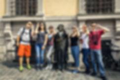 Get To Know Barcelona puzzeltocht volwassenen