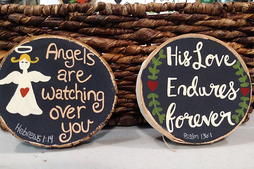 Small Gift Ideas, Housewarming Gift Ideas, Gifts for Friend, Gift for Mom, Gifts for Sister, Wood Decor, Scripture Verse Wood