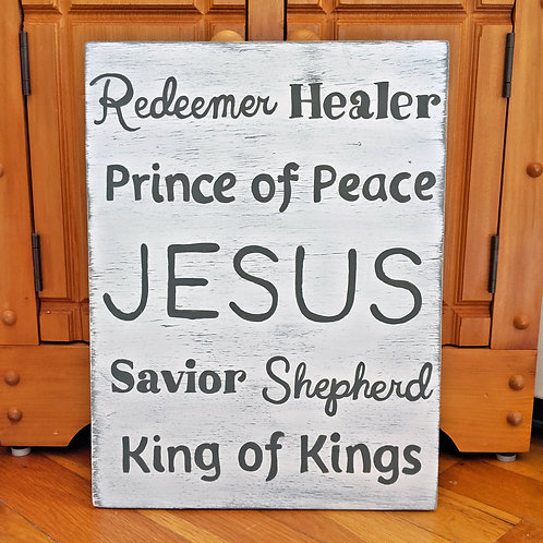 Jesus Sign, Wood Signs, Christian Home Decor, Bible Verses, Bible Verse Signs, Scripture Signs, Wood Scripture Signs