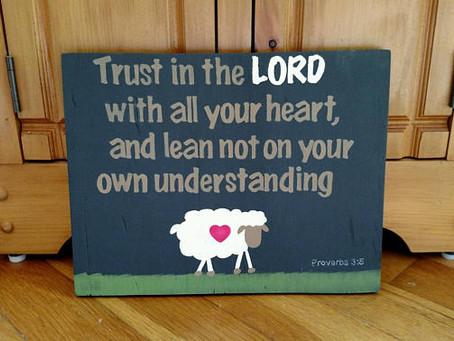 Trusting God in Trials