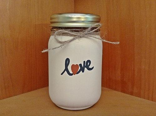 Scripture Jar, Prayer Jar, Assorted Verses on Love