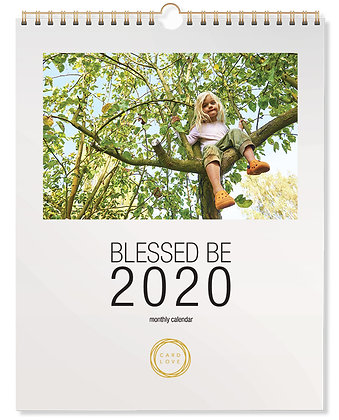 Blessed Be 2020 Calendar Cover