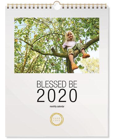 Blessed Be 2020 Calendar