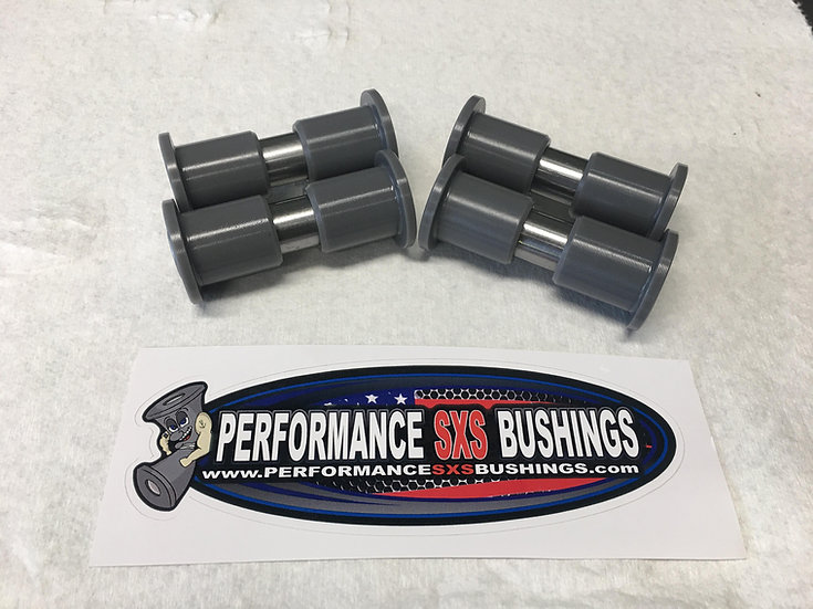 Front lower a arm bushing kit for Houser A arms