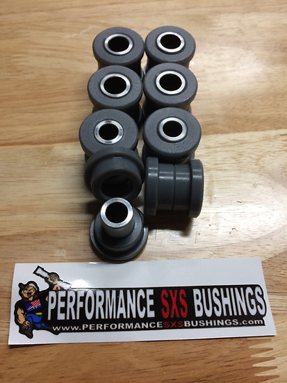 RZR XP 900 Fox Shock Bushing Kit