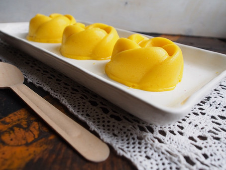 Budino al mango