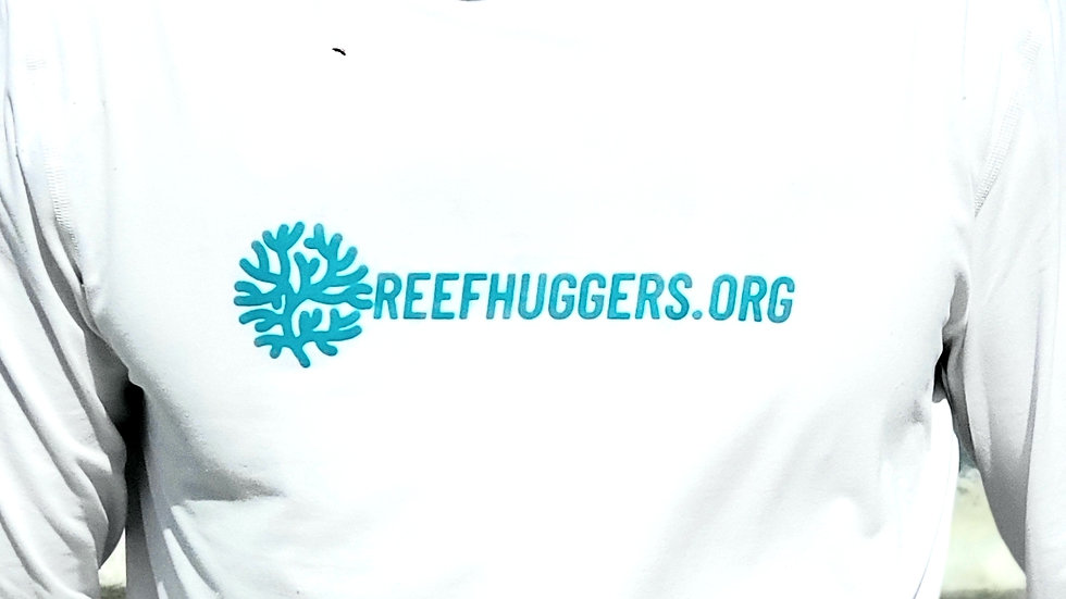 Reefhuggers Rash Guard UPF 50