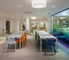 Canteen dining room 2 - Garden Hall-min.