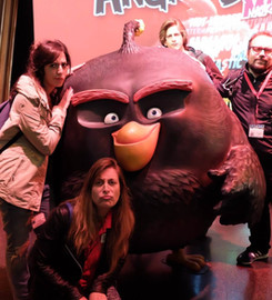 Madame Tussauds, Angry Birds.jpg