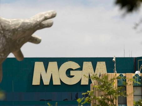 """배런스 """"JP모건, MGM 투자의견 상향""""…라스베이거스 내방객 증가"""