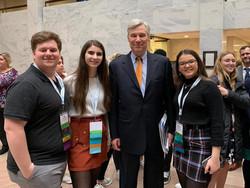 BPC Youth and Senator Whitehouse
