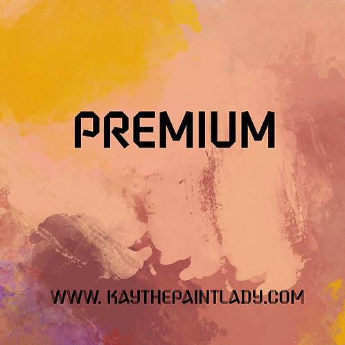 Paint at Home - Paint Kit (Premium)