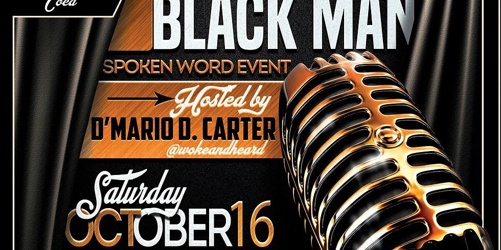 Dear Black Man: A Spoken Word Event