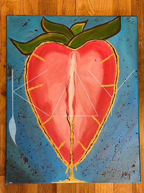 Strawberry Drip