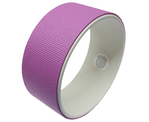 Purple Prana Wheel + FREE MINI Prana Wheel