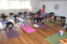 Yoga Wheels Australia