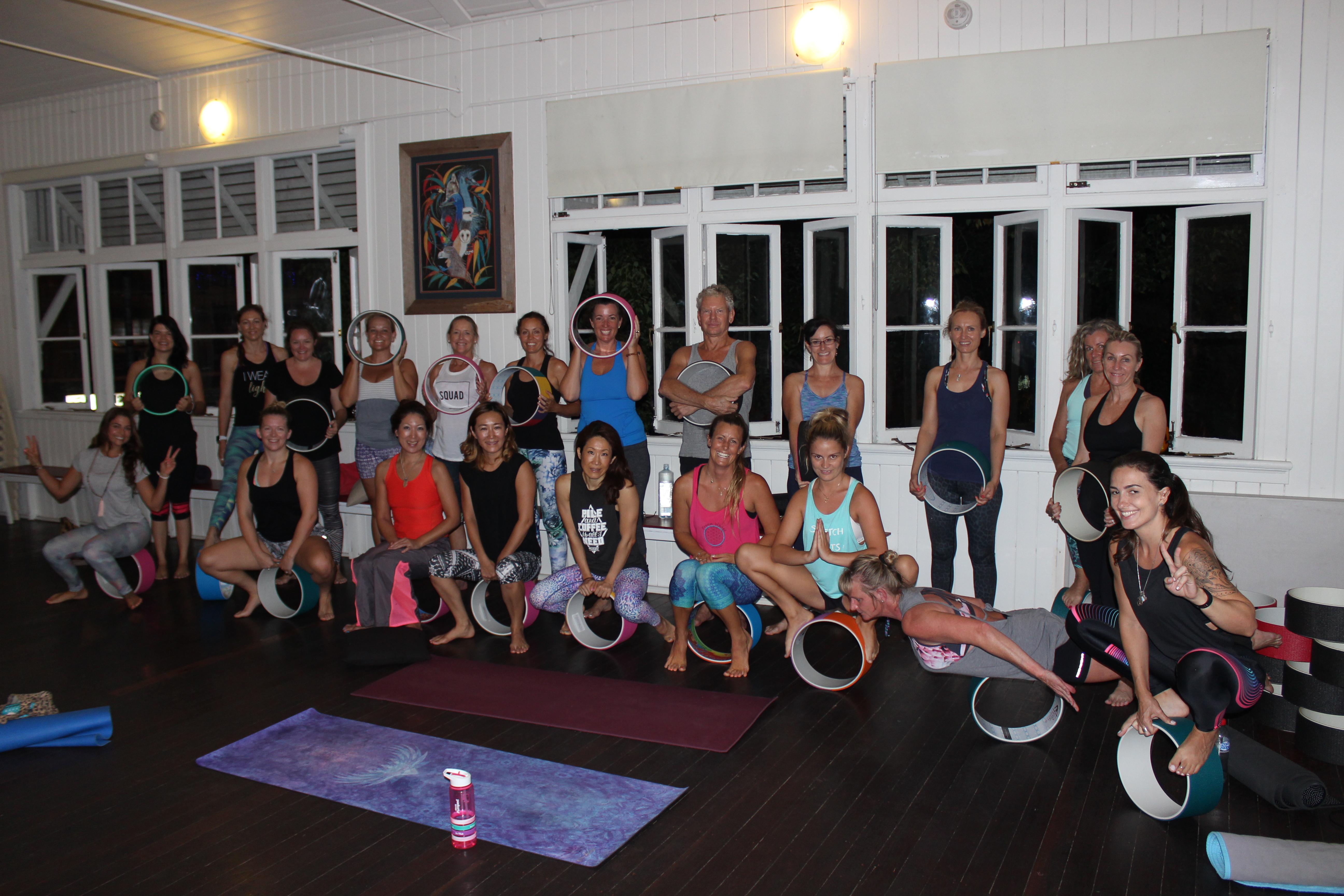 Prana wheel workshop