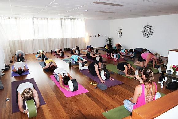 Prana Wheel Teacher Training Course - Gold Coast