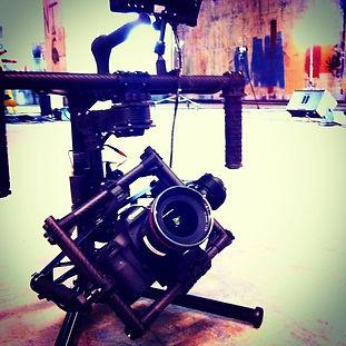 Canon Camera on DJI Ronin