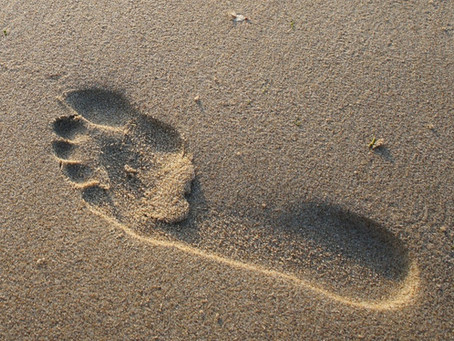 Take the step...