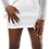 Thumbnail: White Mini Faux Leather Skirt