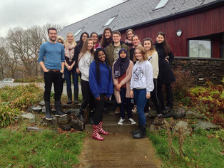 Holyrood Secondary Advanced Higher Residential