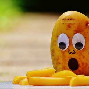 Warum Du weißt, das Pellkartoffeln gesund sind und Du trotzdem lieber Pommes und Chips isst?