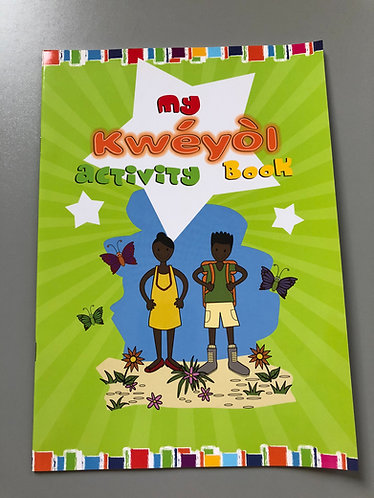 My Kwéyòl Activity Book