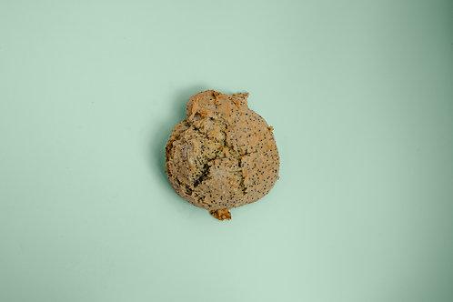 Lemon Poppy Seed Scone (Vegan/Gluten-Free)