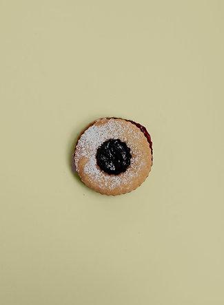 Raspberry Linzer Tart (Vegan/Gluten-Free)