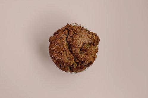 Appler Ginger Muffin (Vegan/Gluten-Free)
