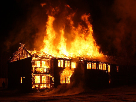Home Fire Safety is Essential During COVID-19