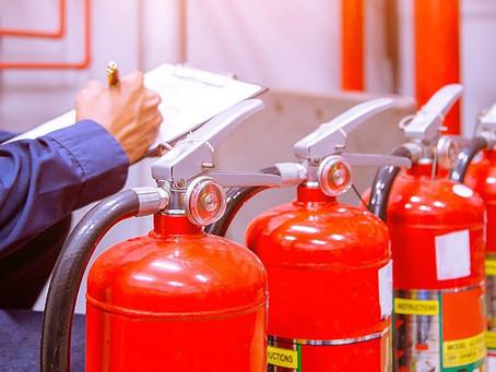 FIRE SUPPRESSION SERVICES