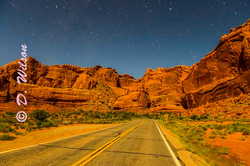 Road to Nowhe - Arches Nat'l Park,Ut