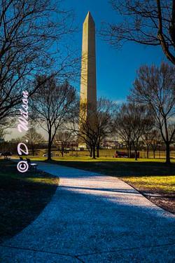 Washington Monument 1, Wash. D.C.