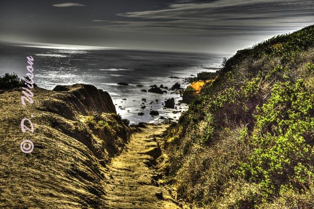 El Matador State Beach 3, Malibu, Ca