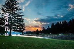 Sunrise on the Columbia River gorge2