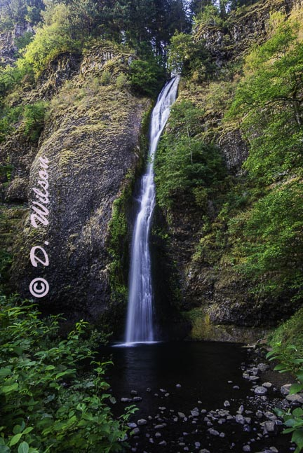 Horseshoe Falls, Or