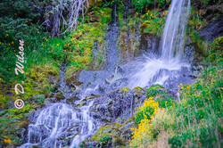 Crater Lake Vidae Falls, Or