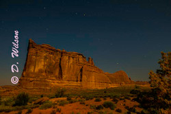Tower of Babel - Arches Nat'l Park,