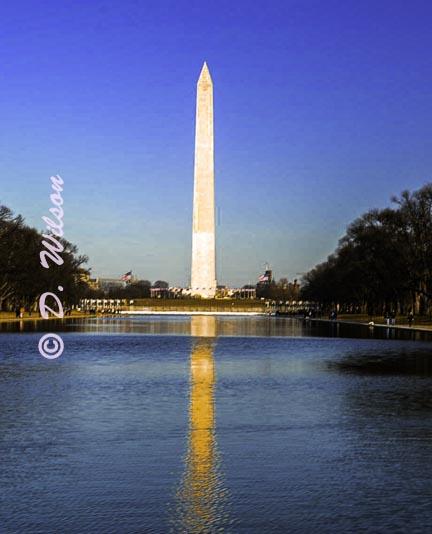Washington Monument 2, Wash. D.C.