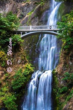 Multnomah Falls 2, Or