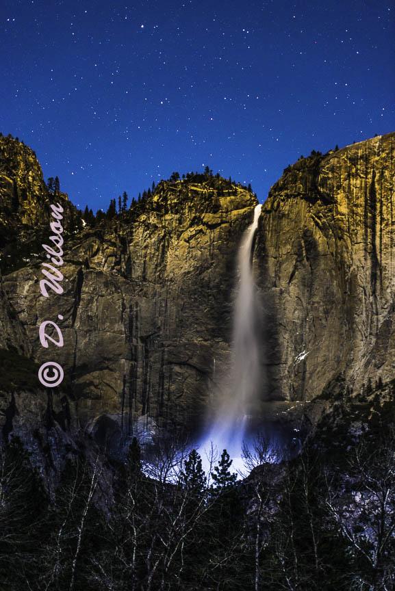 Tears from Heaven - Yosemite Falls