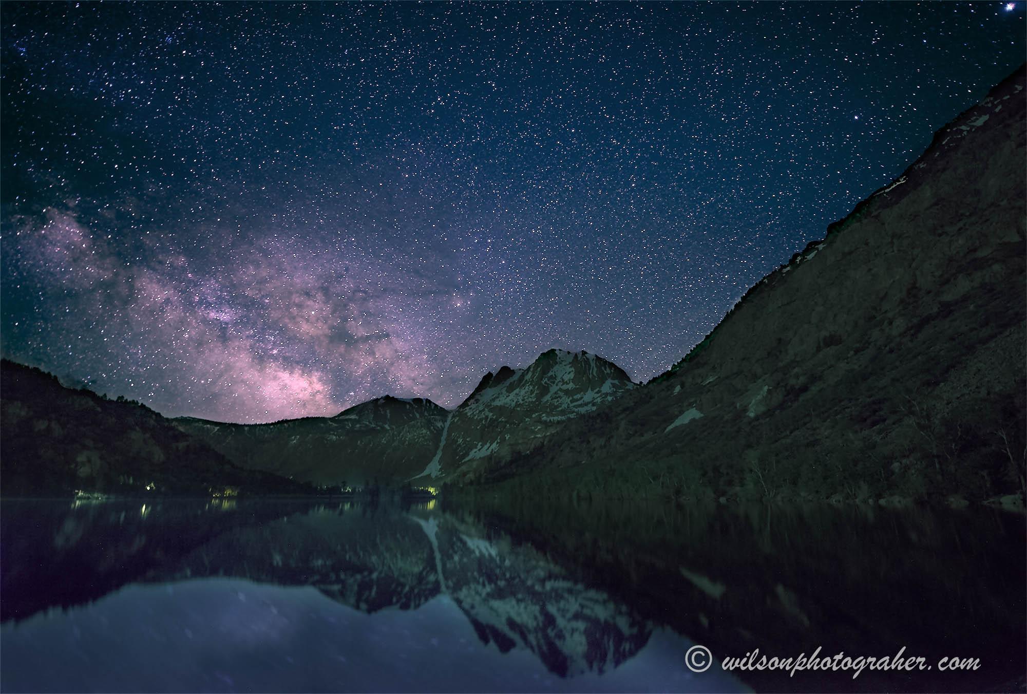 Silver Lake & Milkyway