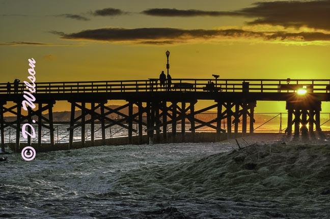 Sunset Huntington Beach Pier 1, Ca