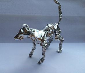Foil dog.JPG